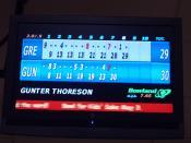 Pam's nom de bowl