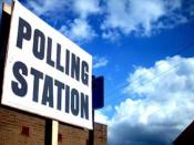 UK Voter Intelligence At Its Worst for 40 Years