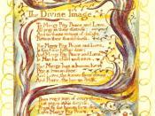 Blake The Divine Image