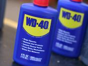 WD-40 drip lube