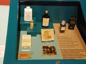 Upjohn Company pills -- Kalamazoo Valley Museum 025