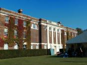 English: The Richard Hoggart Building at Goldsmiths, University of London