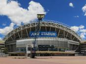 Stadium Australia, Sydney Olympic Park