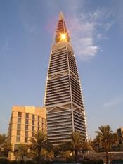English: Faisaliyah Centre in Riyadh, Saudi Arabia