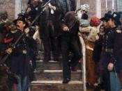 English: 'The Last Moments of John Brown', oil on canvas painting by Thomas Hovenden