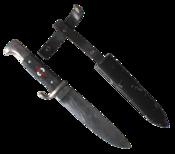 English: Knife of the Hitler-Jugend