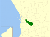 Description=Location of the Local Government Area in Western Australia