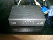 virginmedia cisco cable modem