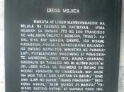 Diego Mojica Marker