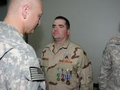 Europe District engineer receives award marking end of deployment in Afghanistan
