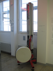 UMTS Multiband Antennas, manufactured by Kathrein, located in Deutsches Museum, Munich