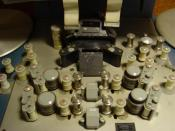 English: Steenbeck film editing machine
