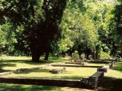 Historic Jamestown Settlement, Virginia