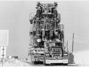 Heat Transfer Reactor Experiment