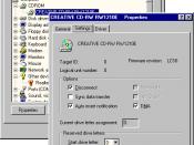 Auto insert notification under Windows 98