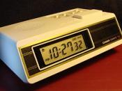 Casio Alarm Clock MA-2