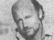 Español: Fotografía del escritor uruguayo Eduardo Galeano de 1984.