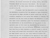 Dissenting Opinion from Harry Briggs, Jr., et al. v. R. W. Elliott, Chairman, et al., 06/23/1951 (page 2 of 21)