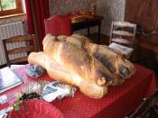 Ein bisschen Brot