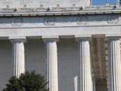 Lincoln Memorial - S side- 2012-09-13