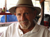 English: Photo of Jacque Fresco