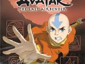 Cover art for Avatar: The Last Airbender (Wii version)