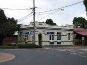ANZ Bank, Drouin, Victoria, Australiaa