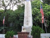 Memorial of Dr. Sun Yat-sen