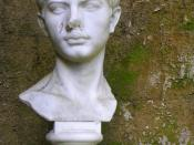 Ancient Roman bust (so-called