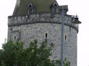 Curfew Tower - Windsor Castle