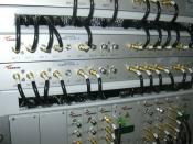 Fibre cable remote units GSM/UMTS