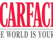 Español: Logotipo oficial del videojuego Scarface: The World is Yours, desarrollado por Radical Entertainment y distribuido por Vivendi Universal Games.