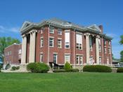 Hardy County (WV) Courthouse