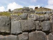 Inca Stone Architecture - Sacsayhuaman - Peru 01