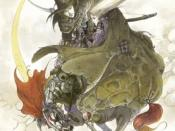 Vampire Hunter D Volume 1