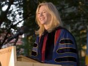 English: Amy Gutmann, University of Pennsylvania President