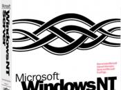 Windows NT 4.0 Server edition