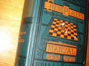 Gossip Chess Player's Manual