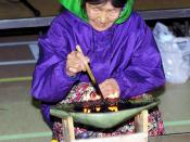 Qulliq - lightened on April 1, 1999 (Nunavut inauguration)