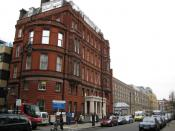 Bloomsbury: Great Ormond Street Hospital for Children