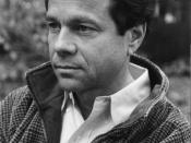 English: Alan Lightman, an American physicist, novelist and essayist, proffessor at the Massachusetts Institute of Technology.