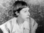 Carson McCullers photographed by Carl Van Vechten, 1959 July 31