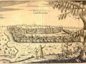 Olearus' image of Kazan.