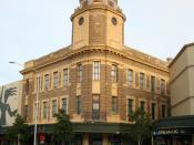 Market Square CML building - Geelong, Victoria, Australia