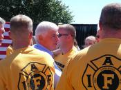 Dodd earns IAFF nod