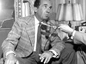 WikiProject Journalism is dedicated to Edward R. Murrow