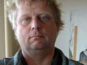 Theo van Gogh (July 23, 1957–November 2, 2004), Dutch film director, television producer, publicist, actor, killed by an islamic jihadist in Amsterdam