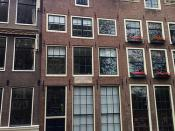 House of Rene Descartes in Amsterdam