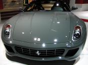 Ferrari 599 GTB Fiorano front