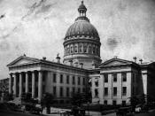 St. Louis, MO Old Courthouse in 1862 (3400916133)